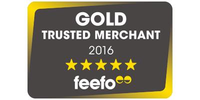 Feefo News badge