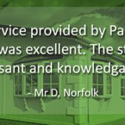 Park Home Assist Quote