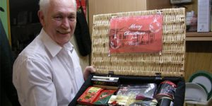 Park Home Assist Christmas hamper
