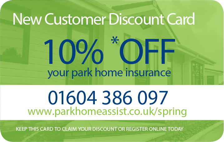 10% discount card