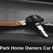 Car Insurance for Park Home Owners
