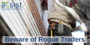 Beware of Rogue Traders